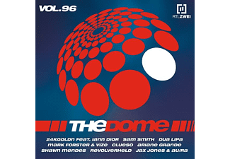 VARIOUS - THE DOME 96  - (CD)