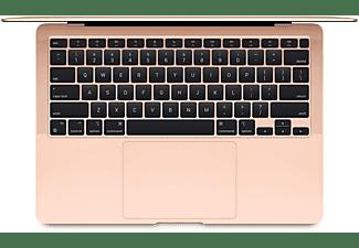 APPLE MacBook Air (M1,2020) MGND3D/A, Notebook mit 13,3 Zoll Display, 16 GB RAM, 256 GB SSD, M1 GPU, Gold