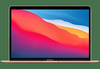 APPLE MacBook Air (M1,2020) MGNE3D/A, Notebook mit 13,3 Zoll Display, 8 GB RAM, 512 GB SSD, M1 GPU, Gold