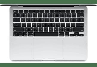 APPLE MacBook Air (M1,2020) MGN93D/A, Notebook mit 13,3 Zoll Display, 16 GB RAM, 256 GB SSD, M1 GPU, Silber