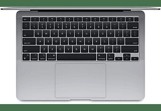 APPLE MacBook Air (M1,2020) MGN73D/A, Notebook mit 13,3 Zoll Display, 16 GB RAM, 512 GB SSD, M1 GPU, Space Grau