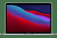 APPLE MacBook Pro (M1, 2020) MYD82D/A, Notebook mit 13,3 Zoll Display, 8 GB RAM, 256 GB SSD, M1 GPU, Space Grau