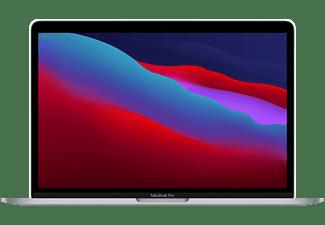 APPLE MacBook Pro (M1, 2020) MYD92D/A, Notebook mit 13,3 Zoll Display, 8 GB RAM, 512 GB SSD, M1 GPU, Space Grau