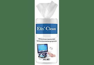 VIVANCO Desinfizierende, feuchte Reinigungstücher, 100 Stück