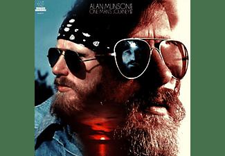Alan Munson - ONE MAN'S JOURNEY  - (Vinyl)