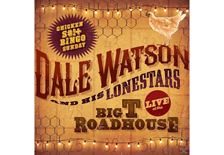 Dale & His Lonestars Watson - LIVE AT THE BIG T ROADHOUSE  - (Vinyl)