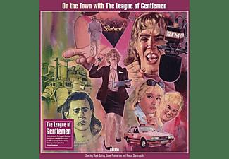 The League Of Gentlemen - ON THE TOWN WITH THE LEAGUE OF GENTLEMEN  - (Vinyl)