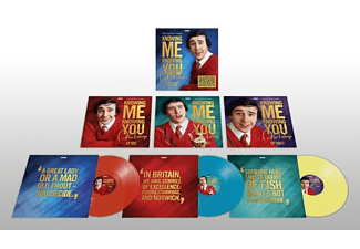 Alan Partridge - KNOWING ME KNOWING YOU  - (Vinyl)