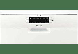 AEG FFB53600ZW Geschirrspüler (Freistehend mit Unterbaumöglichkeit, 600 mm breit, 46 dB (A), D)