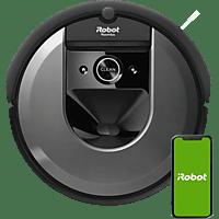 IROBOT Saugroboter Roomba I7158, Schwarz (App-Steuerbar)
