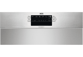 AEG FUE53610ZM Geschirrspüler (unterbaufähig, 596 mm breit, 44 dB (A), D)