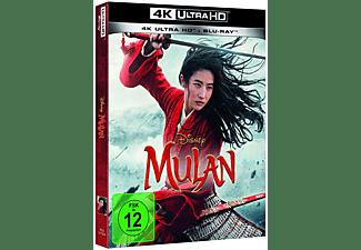 MULAN (LIVE-ACTION) 4K Ultra HD Blu-ray