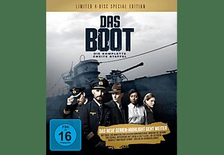 Das Boot - Staffel 2 Blu-ray
