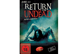 Return of the Undead DVD