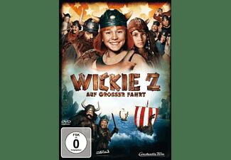 Wickie auf großer Fahrt DVD