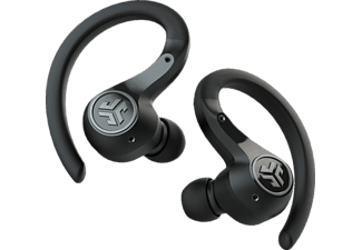 JLAB Epic Air Sport ANC, In-ear Kopfhörer Bluetooth Schwarz