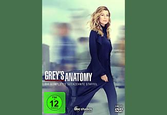 Grey's Anatomy - Seizoen 16 - DVD