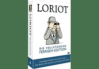 Loriot - Die vollständige Fernseh-Edition [6 Discs] DVD