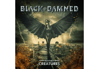 Black & Damned - HEAVENLY CREATURES  - (CD)