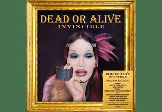 Dead Or Alive - Invincible (9CD-Set+Hardback Book)  - (CD)