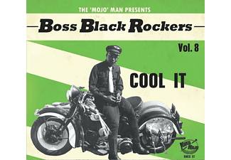 VARIOUS - BOSS BLACK ROCKERS VOL.8- COOL IT  - (CD)
