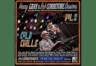 Gray,Henry  & Corritore,Bob - Cold Chills  - (CD)