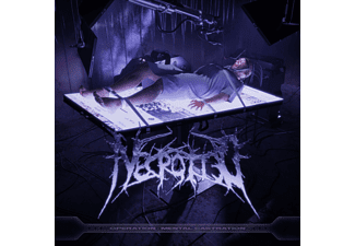 Necrotted - OPERATION MENTAL CASTRATION  - (CD)