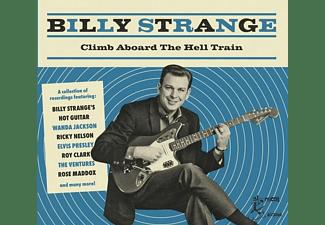VARIOUS - BILLY STRANGE-CLIMB ABOARD THE HELL TRAIN  - (CD)