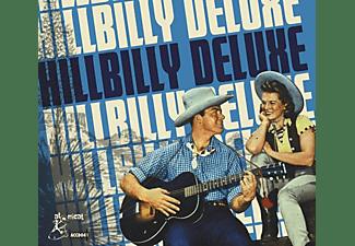 VARIOUS - HILLBILLY DELUXE  - (CD)
