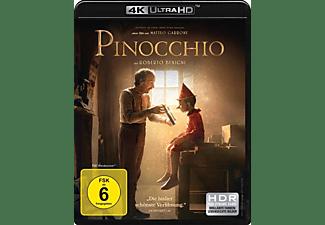 PINOCCHIO 4K Ultra HD Blu-ray
