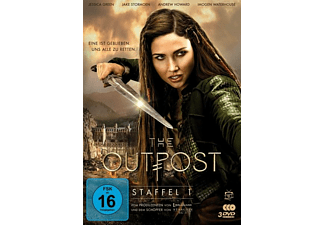 The Outpost-Staffel 1 (Folge 1-10) (3 DVDs) DVD