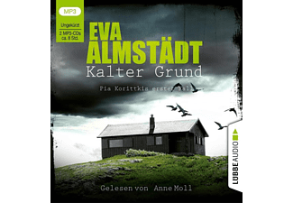 Eva Almstädt - Kalter Grund  - (CD-ROM)