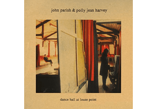 Pj Harvey & John Parish - DANCE HALL AT LOUSE POINT  - (Vinyl)