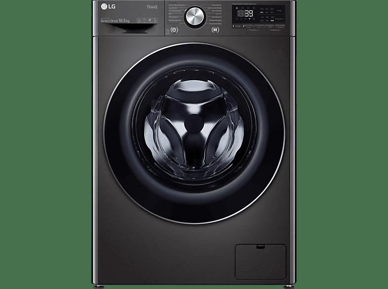 LG F6WV710P2S Serie 7 Waschmaschine (10,5 kg, 1560 U/Min., A)