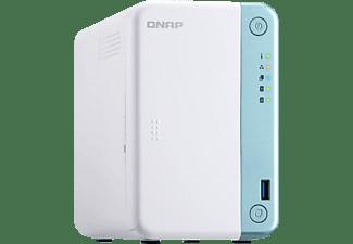 QNAP TS-251D-4G TURBO NAS NAS 3,5 Zoll Anzahl Festplattenschächte: 2 Weiß}