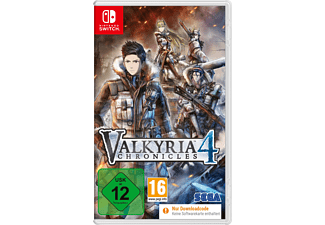 Valkyria Chronicles 4 (Code in der Box) - [Nintendo Switch]