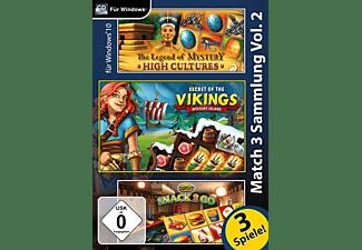 Match 3 Sammlung Vol.2 für Windows 10 - [PC]
