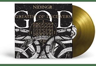 Nidingr - GREATEST OF DECEIVERS  - (Vinyl)
