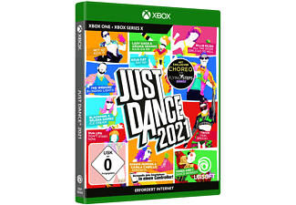 XBO JUST DANCE 2021 (SMART DELIVERY) - [Xbox One]