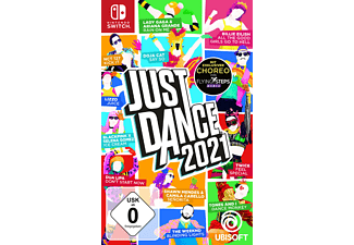 SW JUST DANCE 2021 - [Nintendo Switch]