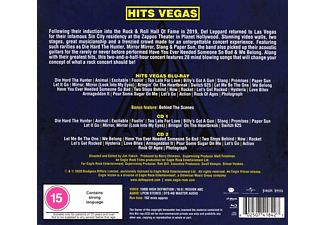 Def Leppard - Hits Vegas [Blu-ray + CD]