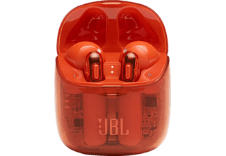JBL Tune 225 TWS GHOST , In-ear Kopfhörer Bluetooth Orange