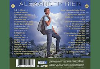 Alexander Rier - Liebe (wird immer das Größte sein)  - (CD)