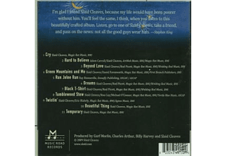 Slaid Cleaves - EVERYTHING YOU LOVE WILL BE TAKEN AWAY  - (CD)