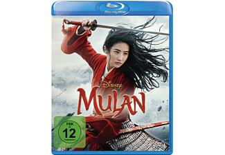 MULAN (LIVE-ACTION) Blu-ray