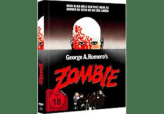 Zombie - Dawn of the Dead 4K Ultra HD Blu-ray + Blu-ray