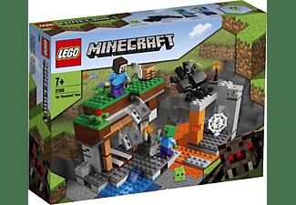 LEGO Die verlassene Mine Bausatz, Mehrfarbig