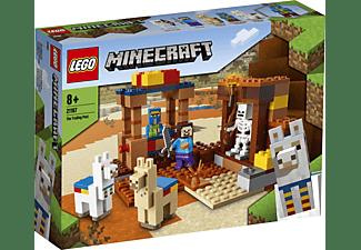 LEGO Der Handelsplatz Bausatz, Mehrfarbig