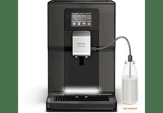 KRUPS EA 872 B Intuition Preference Kaffeevollautomat Dunkelgrau