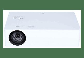 """Proyector - LG HU70LS, Láser, 1500 lúmenes, 4K 3840 x 2160, 28 dB, 210W, 140"""", Blanco"""